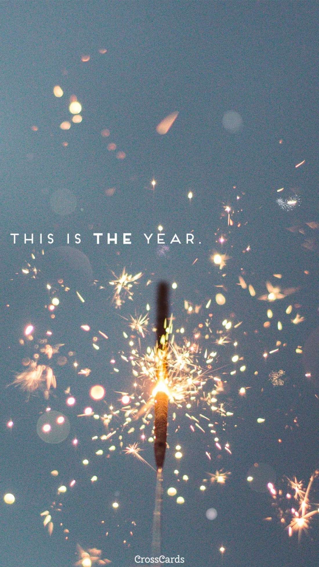This is the Year mobile phone wallpaper