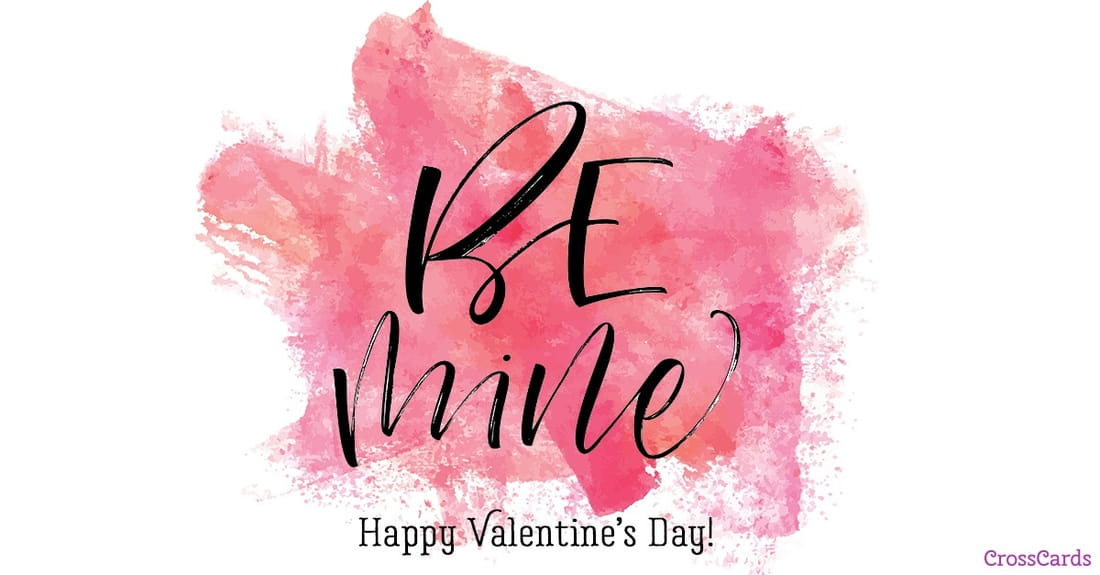 Valentines day ecards beautiful free email greeting cards online be mine m4hsunfo