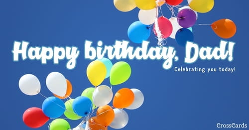 Free birthday ecards the best happy birthday cards online happy birthday dad bookmarktalkfo Image collections