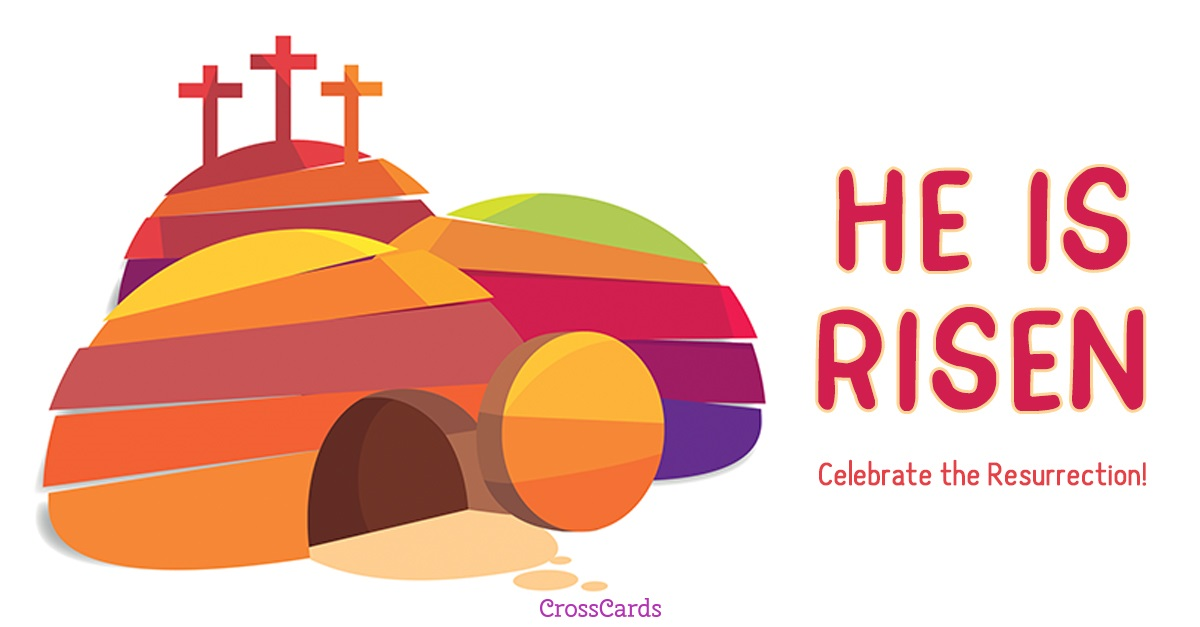Celebrate the Resurrection ecard, online card