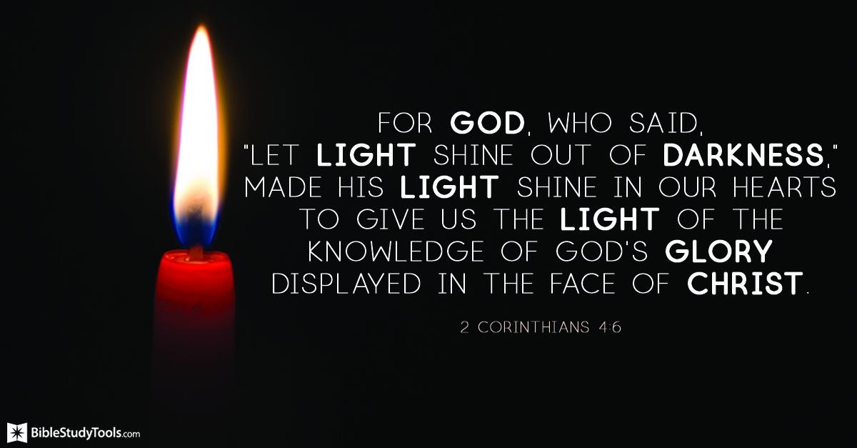 2 Corinthians 4:6 ecard, online card