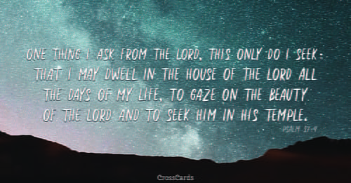 Psalm 27:1 - NIV Bible - The LORD is my light and my