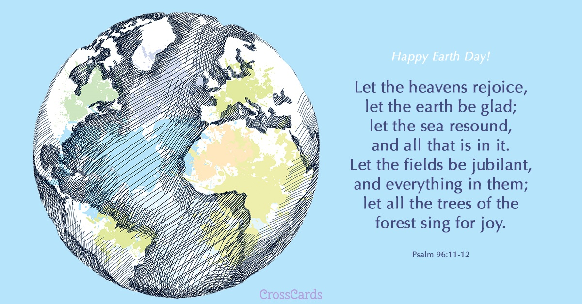 Happy Earth Day! (4/22) ecard, online card