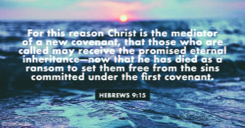 Hebrews 9 - NIV Bible - Now the first covenant had
