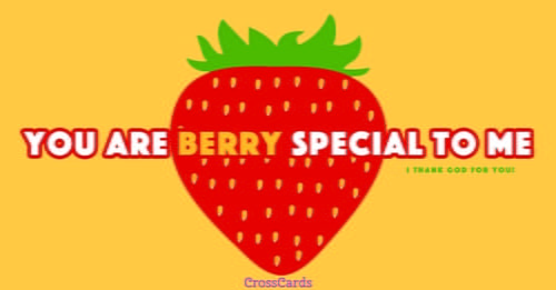 Berry Special ecard, online card