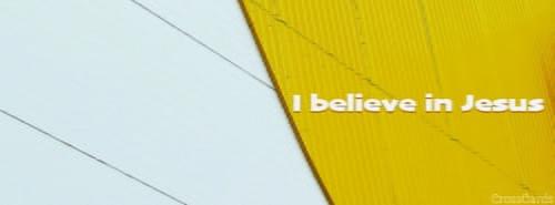 I Believe in Jesus ecard, online card