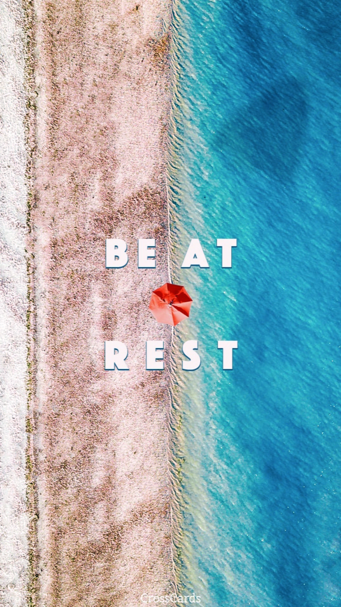 Be At Rest ecard, online card