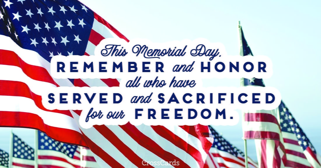 This Memorial Day eCard - Free Memorial Day Cards Online