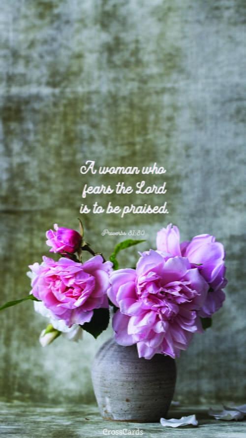 Proverbs 31:30 ecard, online card