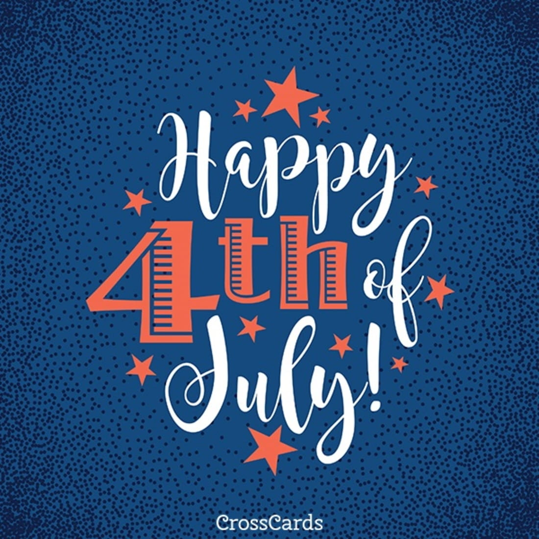 Happy 4th Of July Ecard Free Postcards Greeting Cards Online