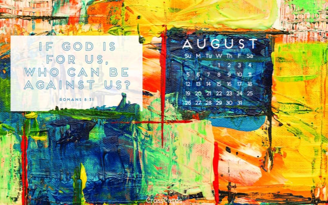 August 2018 - Conquerors ecard, online card