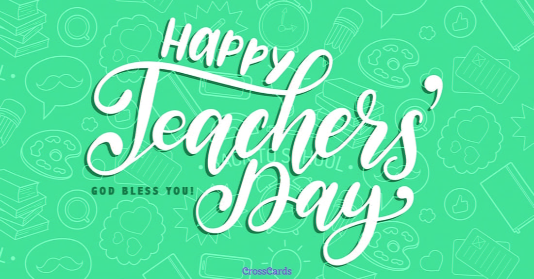 Teachers Day Ecards Free Email Greeting Cards Online