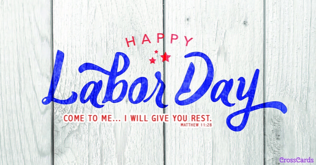 Happy Labor Day ecard, online card