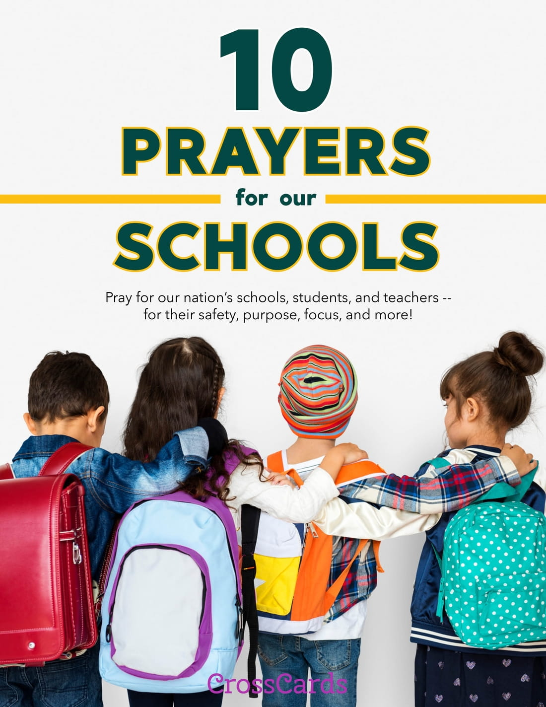 10 Prayers for Our Schools
