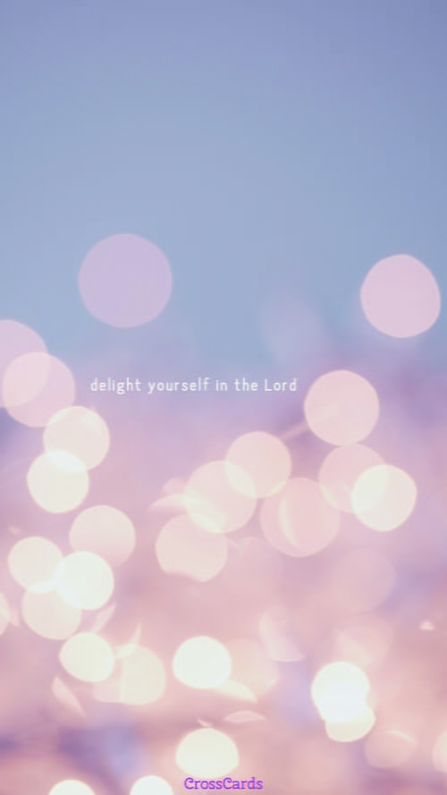 Delight mobile phone wallpaper