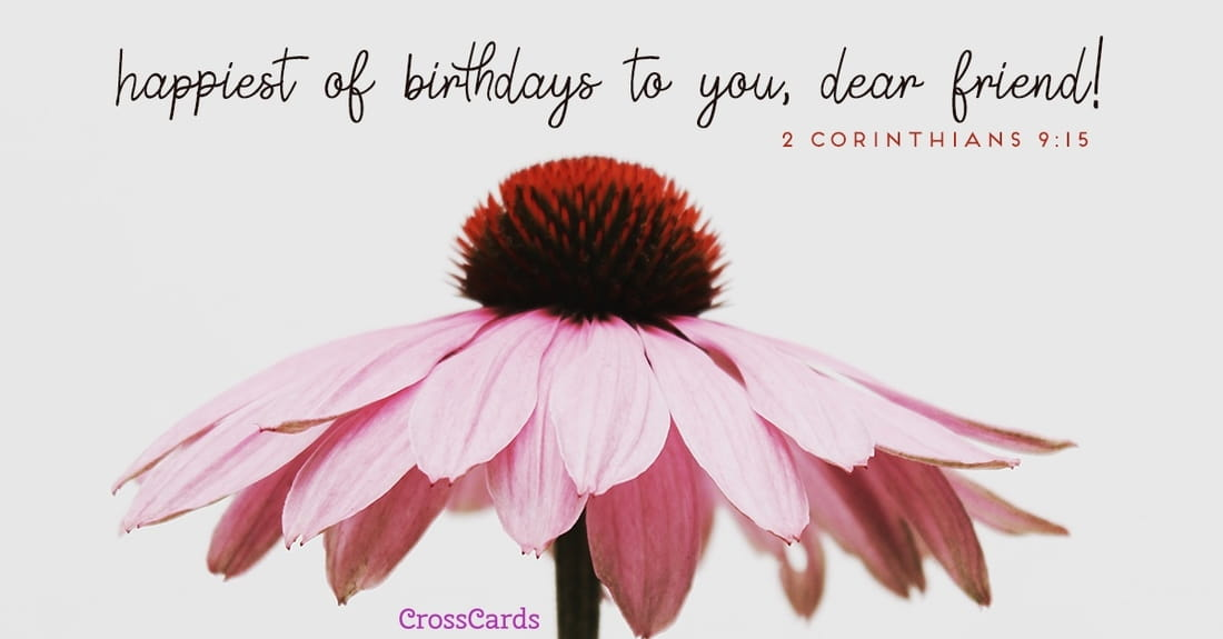 Happiest of Birthdays ecard, online card