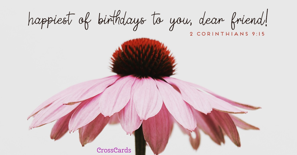 Happiest of Birthdays ecard, online card