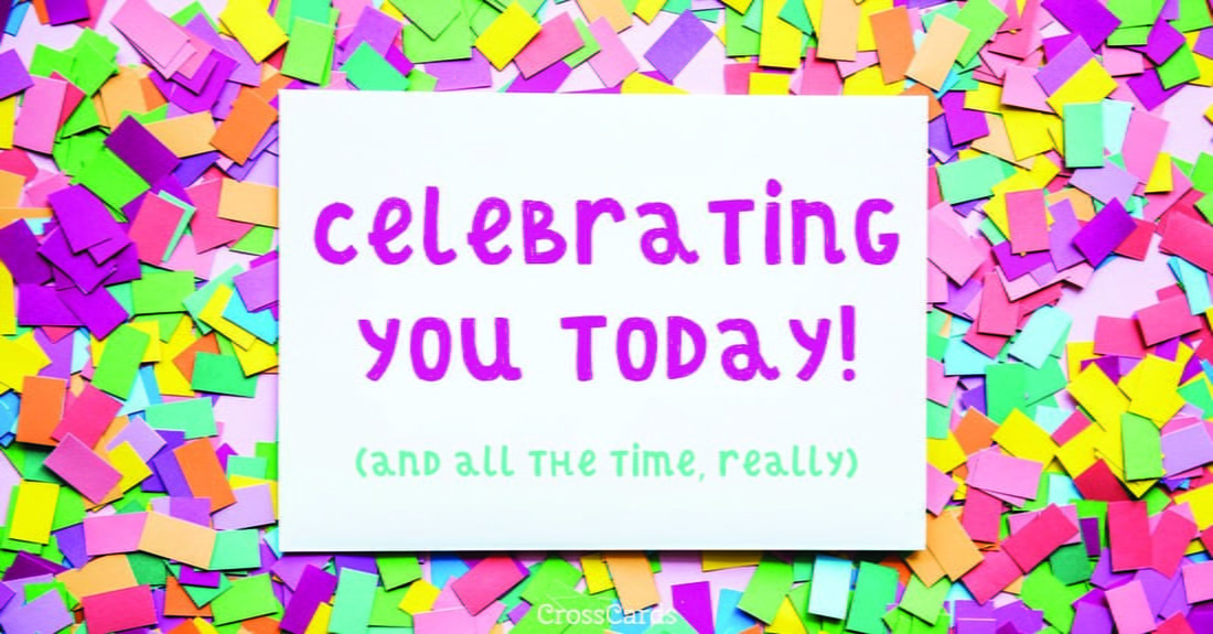Celebrating You Today! ecard, online card