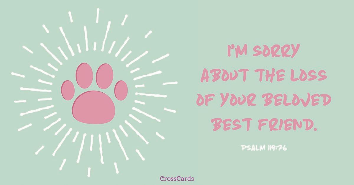 Beloved Best Friend ecard, online card
