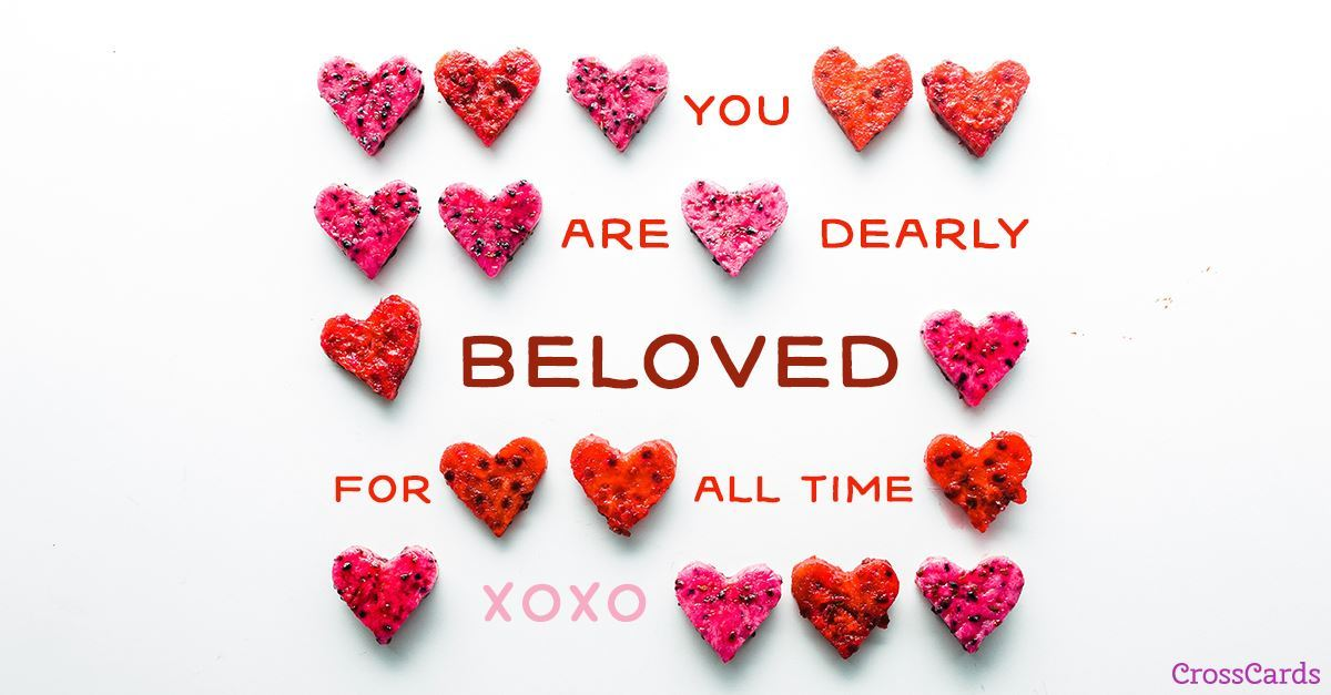 Dearly Beloved ecard, online card
