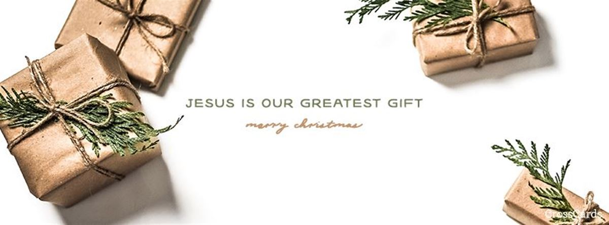 Our Greatest Gift ecard, online card