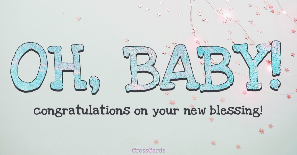 Oh, Baby! ecard, online card