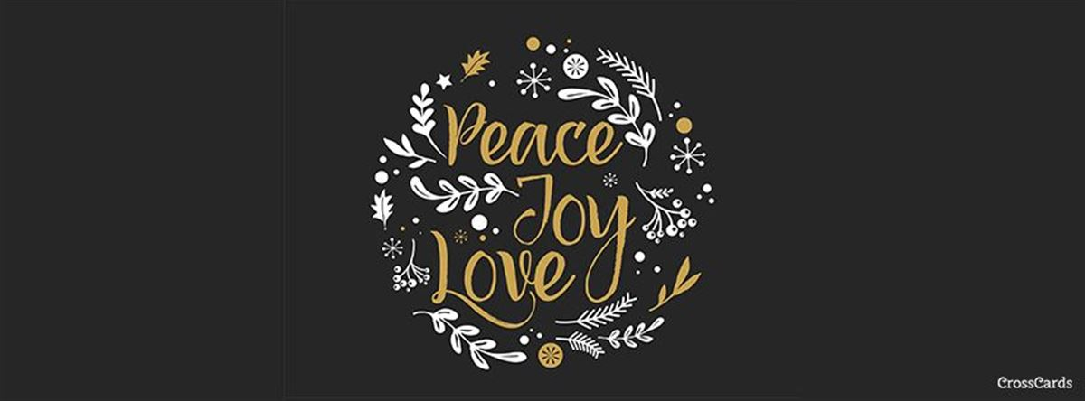 Peace, Joy, Love