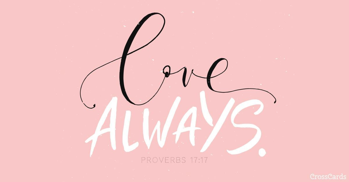 Love Always ecard, online card