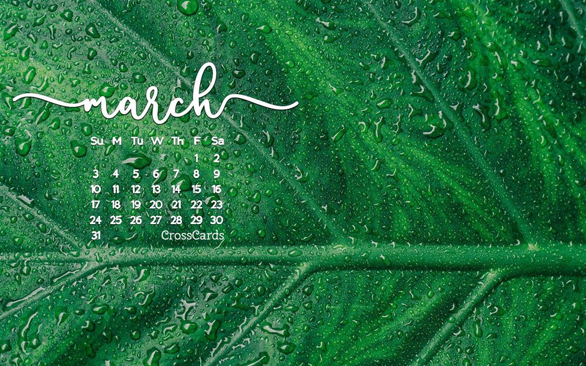 March 2019 - Green ecard, online card