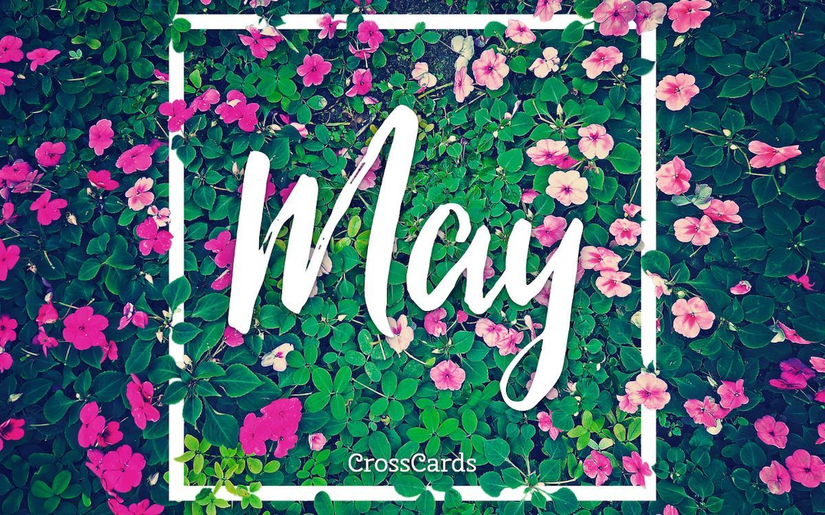 May ecard, online card