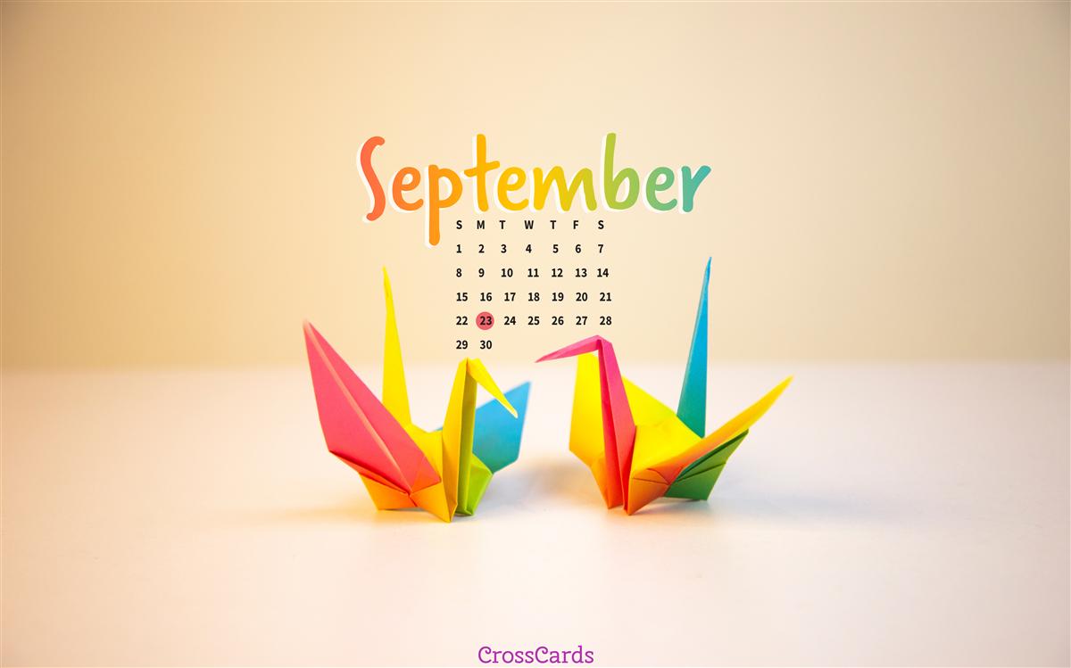 Beautiful September Desktop Mobile Wallpaper Free Backgrounds