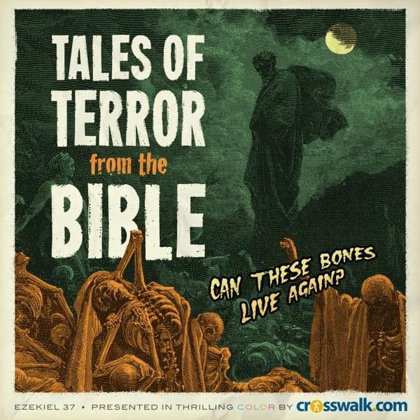 Tales of Terror Ezekiel