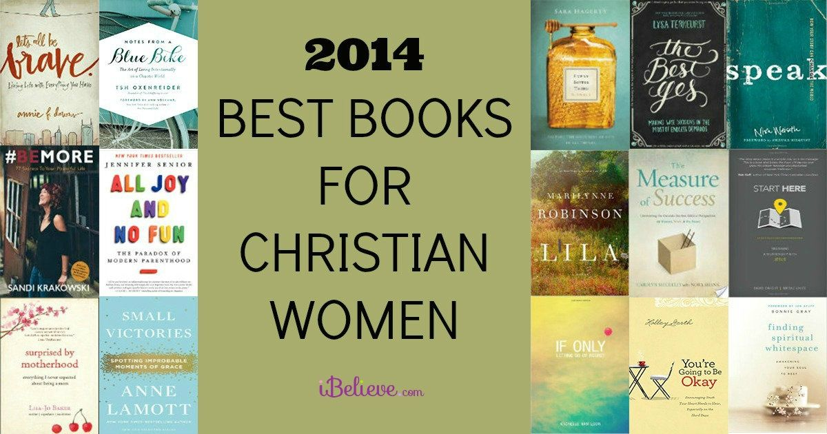The Best Books for Christian Women in 2014
