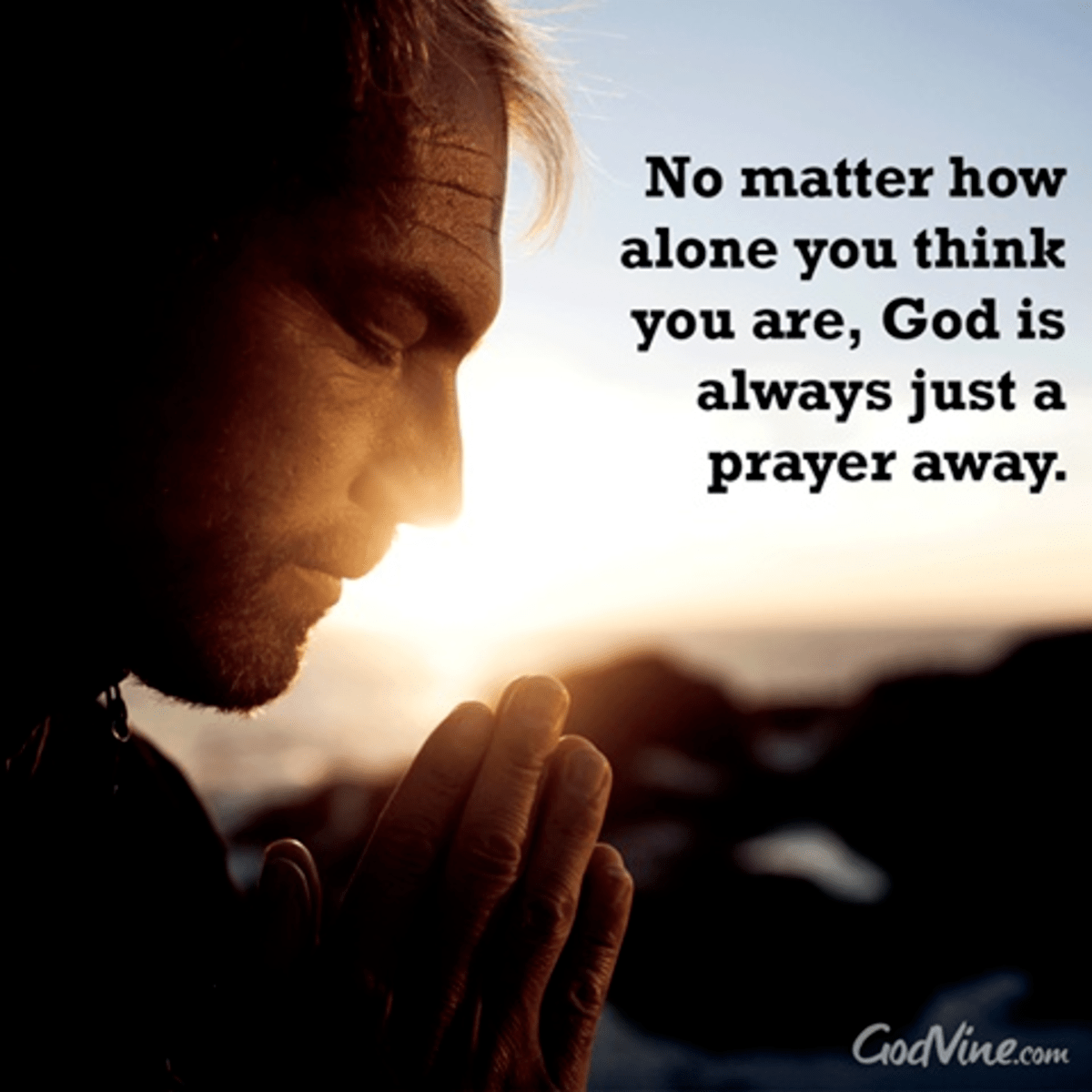 A Prayer Away