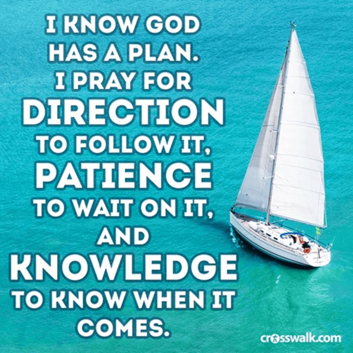 I Know God Has a Plan