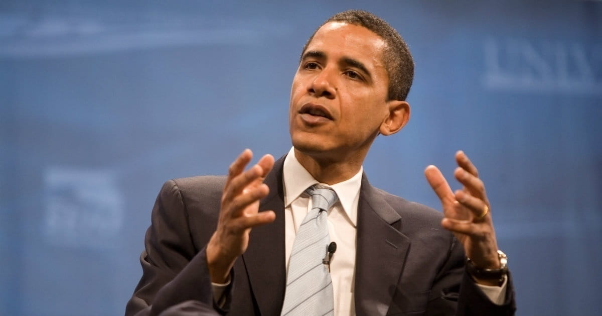 Why You Should Think Twice before Bad-mouthing Obama