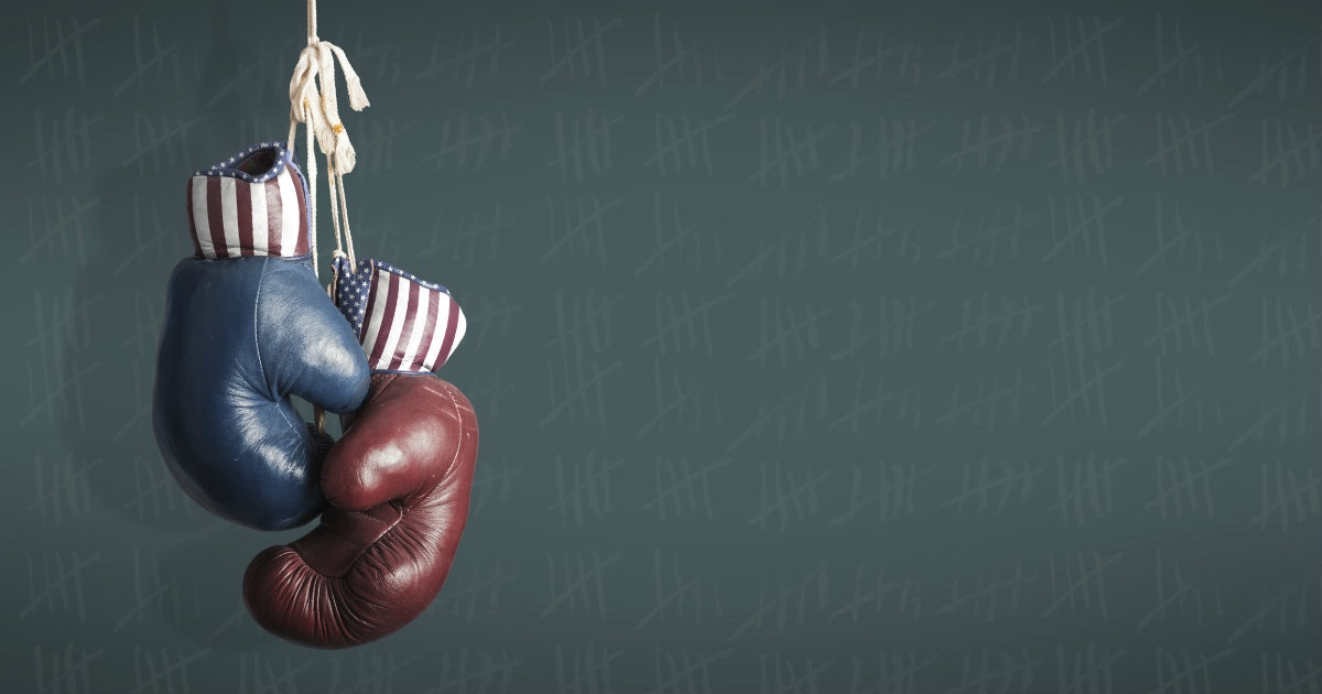 american-politics-boxing-gloves