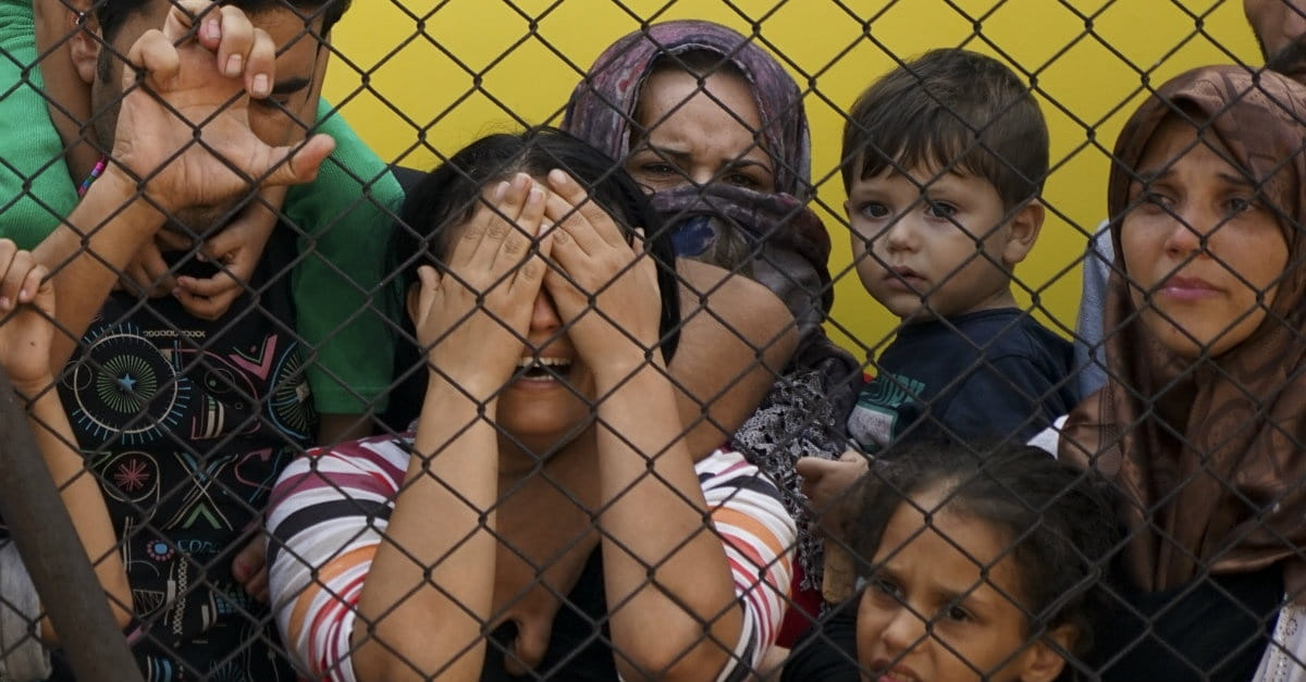 What Would Jesus Have Us Do about Syrian Refugees?