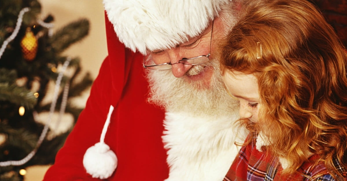 Should You Let Your Child Believe in Santa?