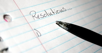 What Should be Your New Year's Resolution?