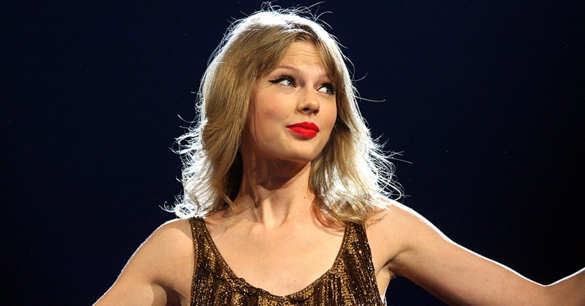 The Gospel vs. Taylor Swift's 'Out of the Woods'