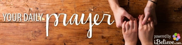 A Prayer for Rich Harvests - Your Daily Prayer - September 15, 2018