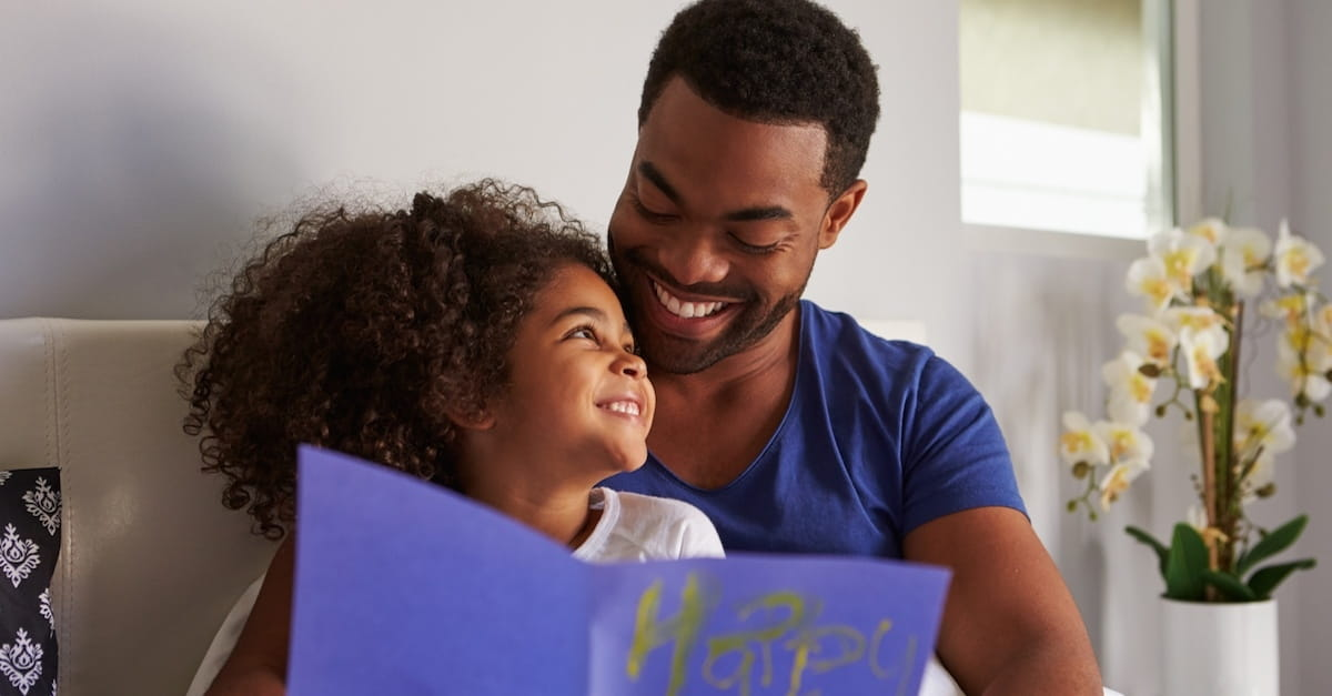 Dads, Who Is the Most Important Person in Your Daughter's Life?