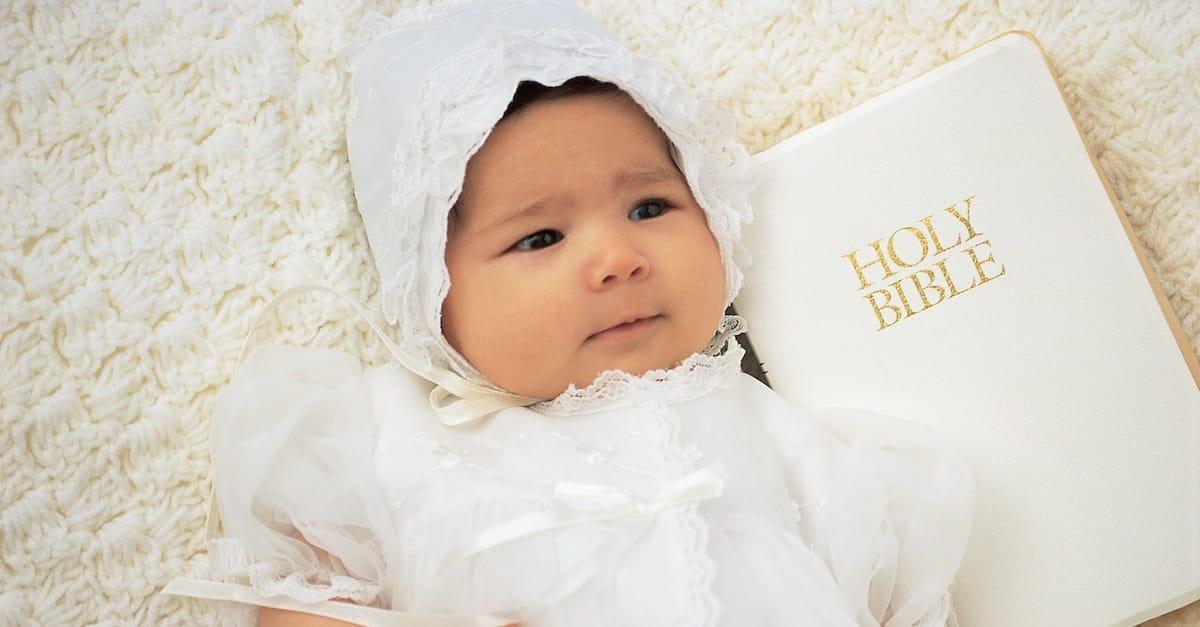 Should Infants be Baptized?