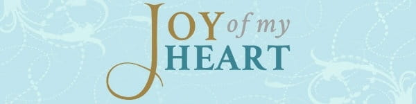 Joy of My Heart with Anne Graham Lotz - October 13