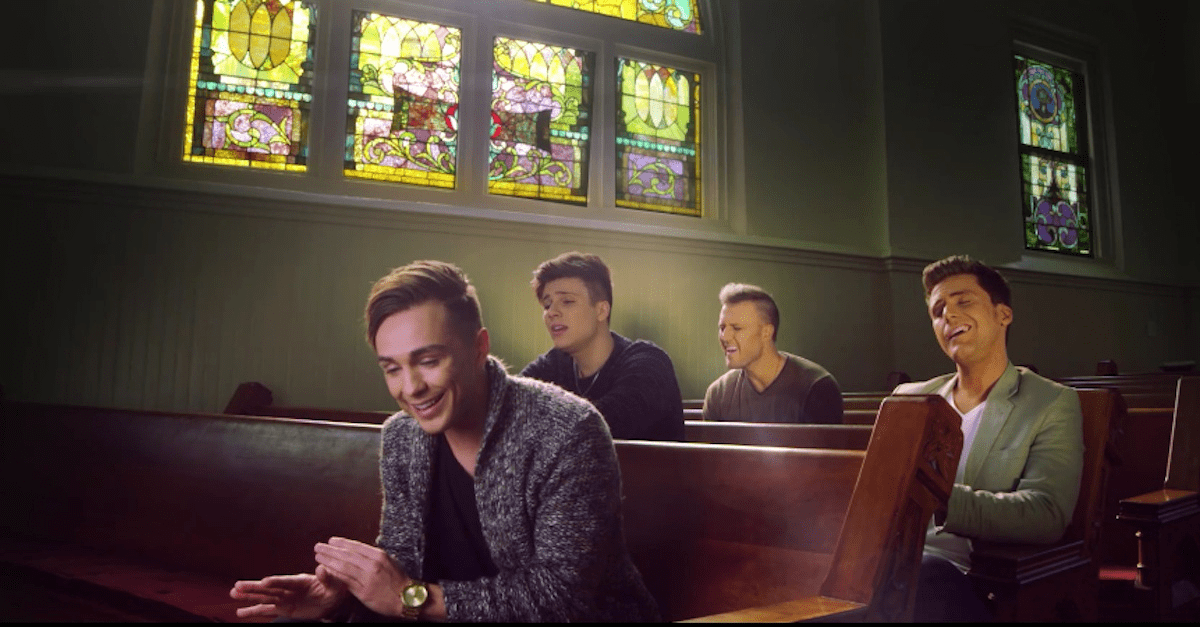 Anthem Lights Hymn Medley Will Have You Saying Amen!
