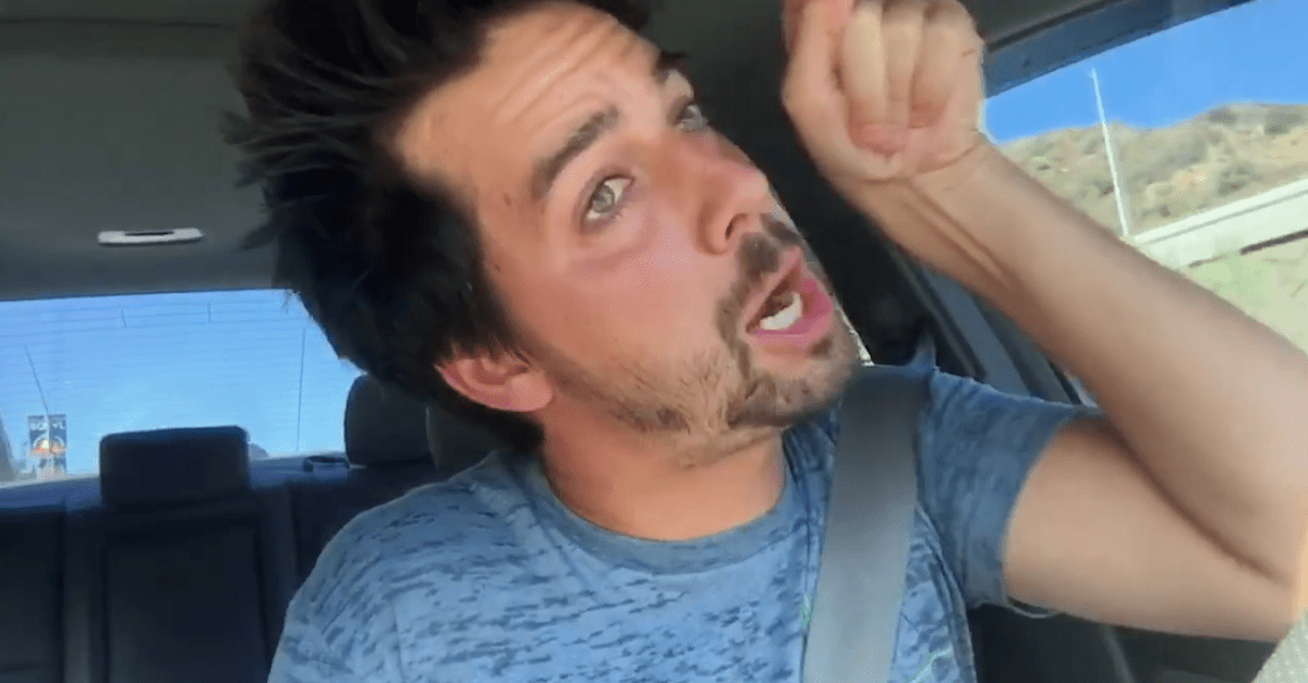Christian Comedian's Hilarious Take On Worship Music And Road Rage