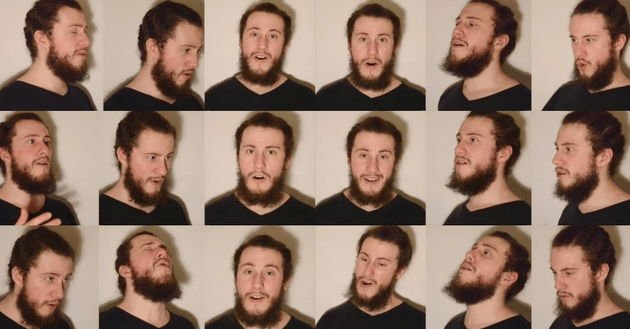 A Cappella Version of 'Holy Holy Holy' is Incredible!
