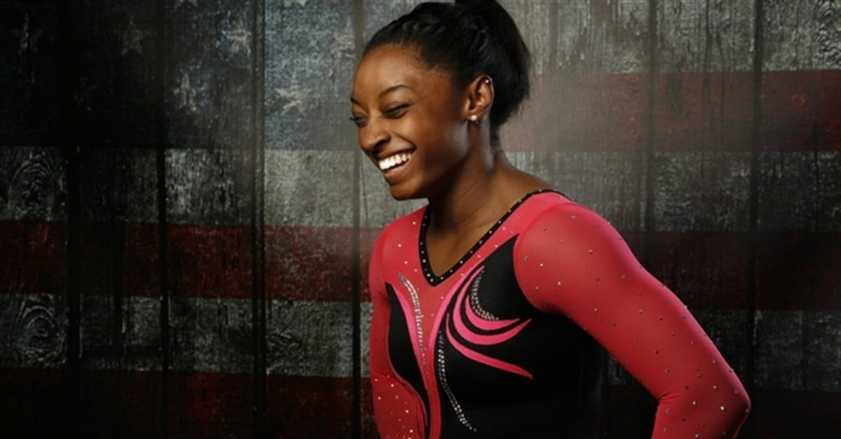 Simone Biles is the Michael Jordan of Gymnastics