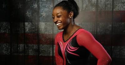 Simone Biles is the Michael Jordan of Gymnastics